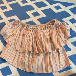 Urban Outfitters Kimchi - Strapless Top